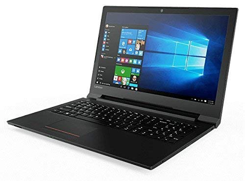 Lenovo V110-AMD-A6 15.6 inch HD Thin and Light Laptop (4GB RAM/ 1TB HDD/ DOS/ with DVD Writer/ Black/ 1.9 kg), 80TDA01GIH