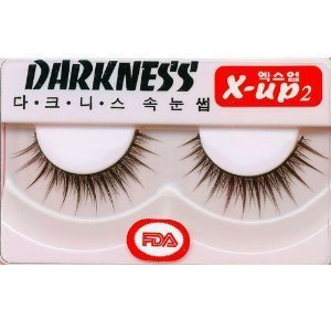 Darkness False Eyelashes Xup2 by False Eyelashes Xup2