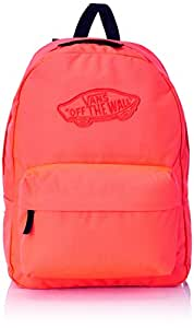 Vans G Realm Backpack, Sac à dos - Orange (Néon Coral)