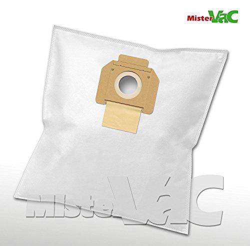10x Staubsaugerbeutel geeignet Bosch GAS 20 L SFC Professional - Vac Beutel