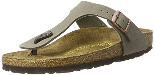 Birkenstock Gizeh, Tongs mixte adulte (étroit)