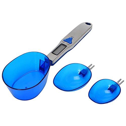 DabxxxiDigital LCD Löffel Skala Elektronische Messung Gewicht Lebensmittel Küche Labor 300g / 0,1g