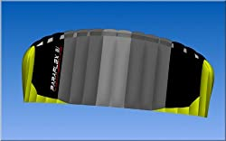 Paraflex Trainer mit Bar, Wolkenstuermer, Tractionkite 3,1