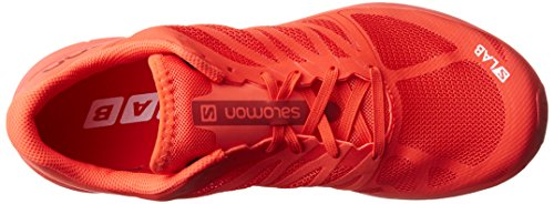 Salomon S-Lab Sonic 2 Racing Red Molten Lava White red