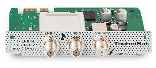 TechniSat DoppelTuner-Modul S Diplexer (mit Sat-Tuner-Erweiterung über den Einschub-Slot, passend zum TechniCorder ISIO STC)
