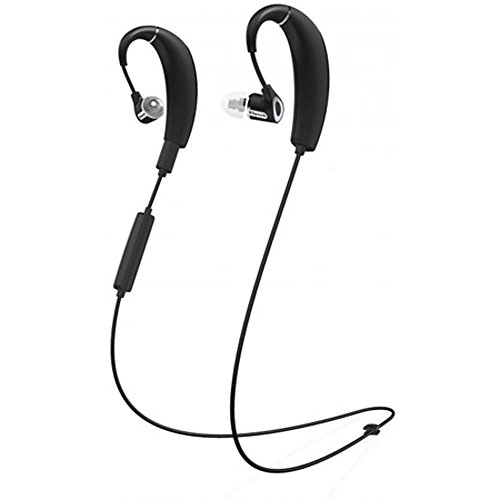 Klipsch - R6 Bluetooth Wireless Earbud Headphones - Black  available at amazon for Rs.8599