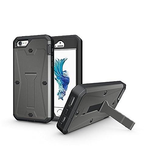 Brassard Etanche Iphone 5s - iPhone SE 5 5S Coque,EVERGREENBUYING Etanche Etui