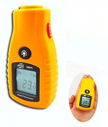 Preisvergleich Produktbild Berührungslose Infrarot-Thermometer, YH-THINKING LCD Display Handportable Gewehr-Art Mini Industrial Laser-IR-Thermometer -32~280(-26~536)