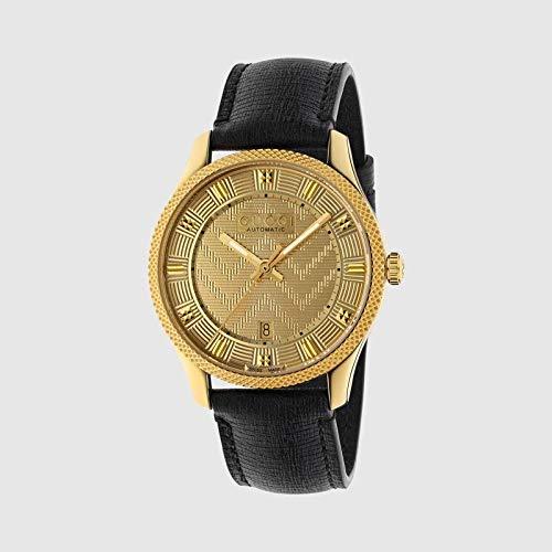 Gucci para Hombre Reloj automtico Eryx, 40 mm YA126340