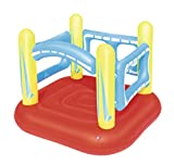Bestway 52182 - Up, In und Over Bouncestastic Bouncer, Hüpfburg, 157x147x119 cm