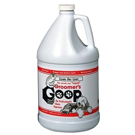GROOMER'S GOOP LIQUID DEGREASER 3800ml mit Pumpe
