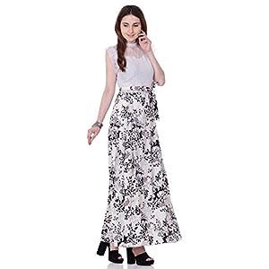 AAYU Women's Crepe Dress