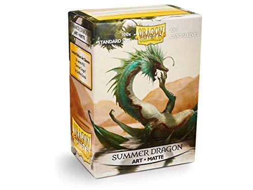 Dragon Shield- Sobres para Tarjetas, Color Mixto, 0