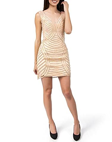 MILANO FORMALS - Robe - Femme - or - 44