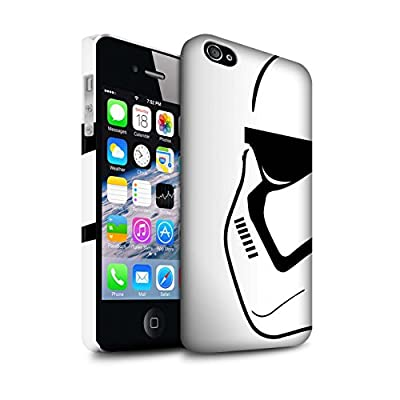 STUFF4 Phone Case/Cover/Skin / IP-3DSWM / Assault Trooper Helmet Collection by Stuff4