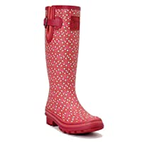 Evercreatures Cedar Tall Wellies UK 4/EU 37 Pink