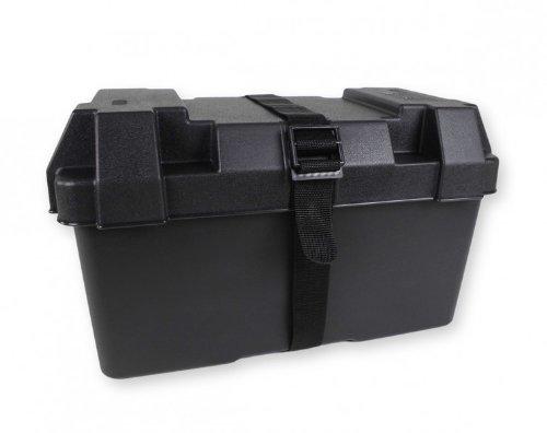 Batteriekasten schwarz Typ 4 Heavy Duty