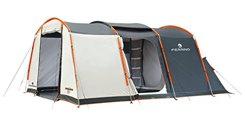 Ferrino emerald 5 tenda, multicolore, l