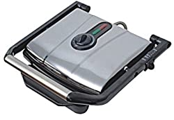 Skyline VI 999 SS 4 Slice Press Grill Toaster Silver