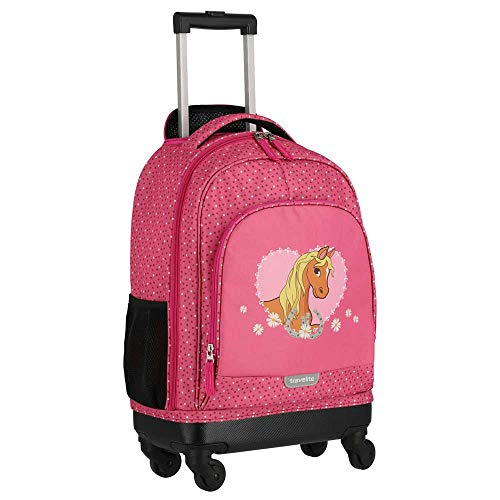 Travelite Mini-Trip 4-Rollen-Kindertrolley 53 cm S Pony