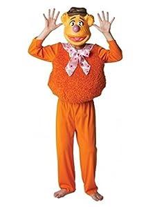 Rubbies - Disfraz de oso para niño, talla S (3-4 años) (881875S)