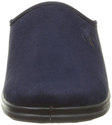 Romika Damen Remo 122 Fr Pantoffeln Blau (ocean 505)