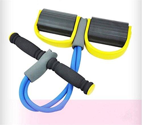 Preisvergleich Produktbild Yinew Zugseil mit Karabinerhaken Schlingentrainer Schlingenset Fitness Expander-Set