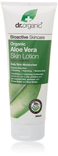 Dr.Organic Aloe Vera Lozione Corpo 200 ml