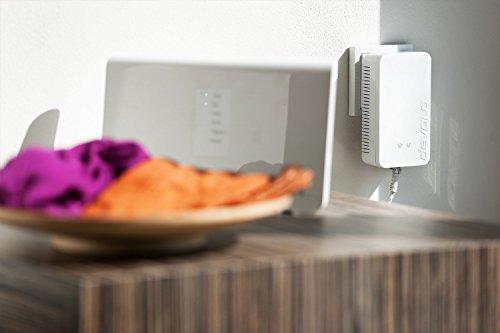 devolo Home Control Zentrale (Smart Home Steuereinheit, Z-Wave Hausautomation, intelligente Haussteuerung per iOS/Android App, Smarthome zum Selbermachen) weiß - 3