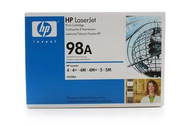 98a Laserjet (HP - Hewlett Packard LaserJet 4 Plus (98A / 92298 A) - original - Toner schwarz - 6.800 Seiten)