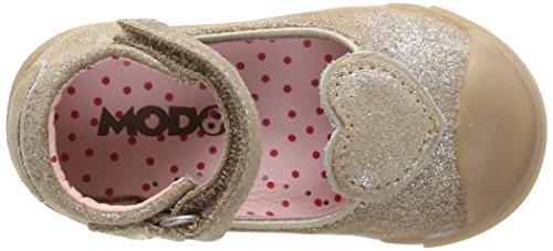 Mod8 Kassy, Chaussures basses à lacets bébé fille Beige (11)