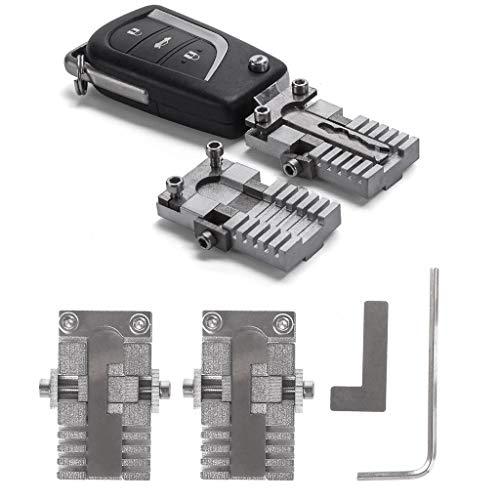 Rongzou Schlüsselklemmende Vorrichtung, Die Schneidemaschine Für Autoschlüssel Kopieren Werkzeug Universal Dupliziert