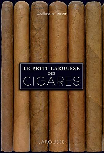 Le petit Larousse des cigares par Guillaume Tesson