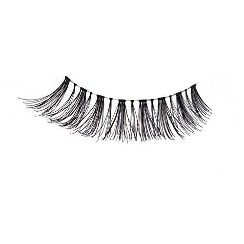 Lazy Lashes 100% Human Hair False Eyelashes - Arabian