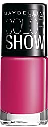 Maybelline Color Show Nail Enamel, Hooked on Pink 6ML