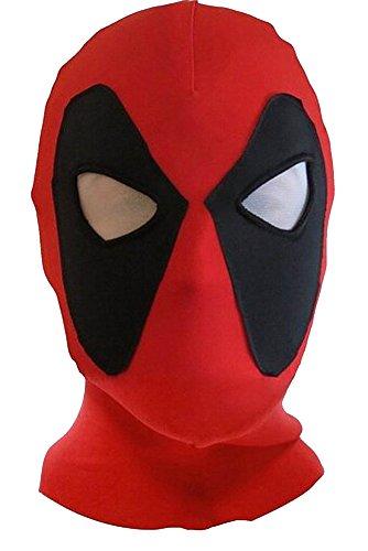 edeckung Gesichtsmaske Halloween Cosplay Stuetze ()