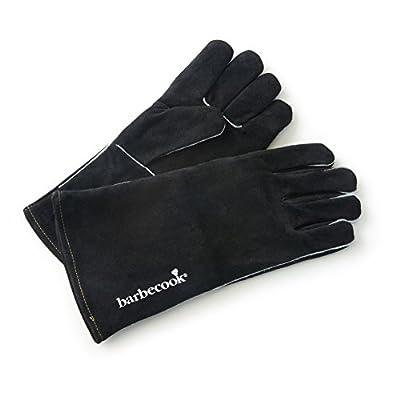 Barbecook 2230750000 Handschuhe aus Wildleder