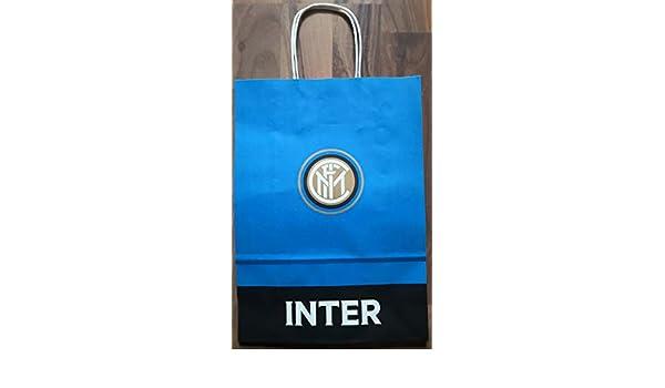 Inter Mailand Exclusiv Milano Geschenkt/üte Geschenk Verpackung Tasche Papiert/üte 30x20cm