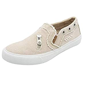 b-commerce 2019 Mode Frauen Wohnungen Pure Color Leder Soft Bottom Schuhe Soft Slip-On Ferse abdecken Reißverschluss Lässig Bootsschuhe Hausschuhe Erbsenschuhe