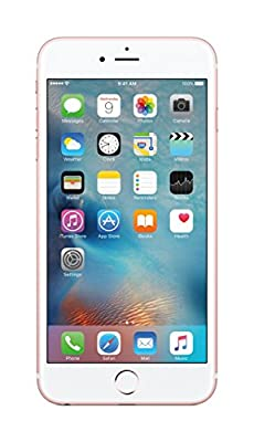 Apple iPhone 6s Plus (Rose Gold, 128GB)