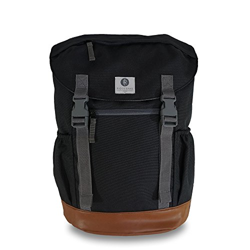 Ridgebake zaino caso OTONE CAVIAR & SL BROWN Uomo Donna Bambini Laptop Backpack