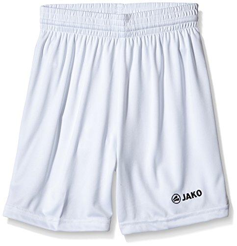 JAKO Herren Shorts Sporthose Anderlecht Weiß, 4 -
