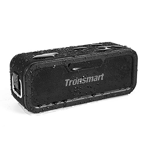 Tronsmart Force Altavoz Bluetooth, 40W Potente Altavoz inalámbrico Portátil, Estéreo 3D Efecto...