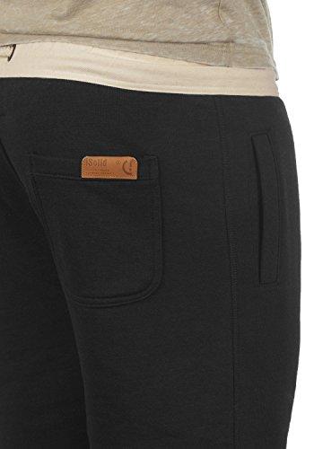 SOLID TripShorts Herren Sweat-Shorts kurze Hose Sport-Shorts aus hochwertiger Baumwollmischung Black (9000)