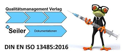 inprodukte Handel DIN EN ISO 13485:2016: Vorlagen nach DIN EN ISO 13485:2016 für Medizinproduktehändler, Importeure in MS-Word, Excel und Powerpoint. ()