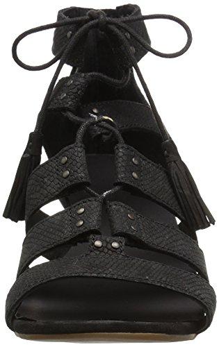 UGG , Sandales pour femme noir Schwarz (Black) Schwarz (Black)