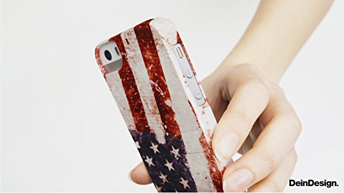 Apple iPhone X Silikon Hülle Case Schutzhülle Tattoo Rock n Roll Style Premium Case StandUp