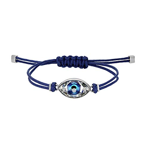 Swarovski Damen-Armband IMPULSE Metall One Size Blau 32010465