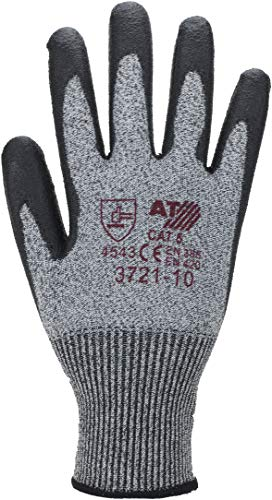 ASATEX Schnittschutz-Handschuh 3721, grau, Gr. 10 (10 Paar)