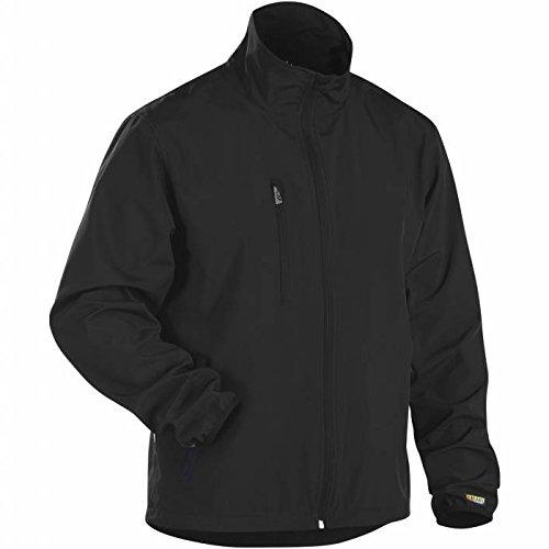 Blakläder 4952 Softshell light Jacke winddicht atmungsaktiv schwarz